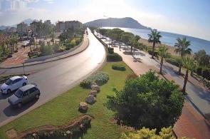 Парк султана Аладдина Кейкубата I. Веб-камеры Аланьи онлайн