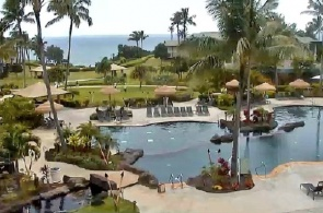 Отель The Westin Princeville Ocean Resort Villas веб камера онлайн