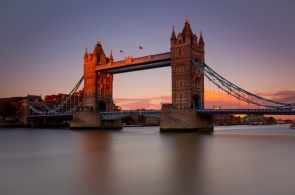 Tower Bridge веб камера онлайн