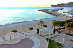 Port Altea. Веб камеры Валенсии